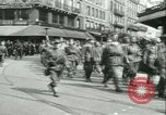 Image of Allied prisoners force marched in Paris Paris France, 1944, second 13 stock footage video 65675021800