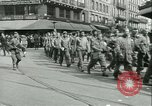 Image of Allied prisoners force marched in Paris Paris France, 1944, second 17 stock footage video 65675021800