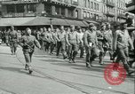 Image of Allied prisoners force marched in Paris Paris France, 1944, second 19 stock footage video 65675021800