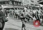 Image of Allied prisoners force marched in Paris Paris France, 1944, second 21 stock footage video 65675021800
