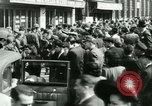 Image of Allied prisoners force marched in Paris Paris France, 1944, second 22 stock footage video 65675021800