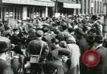 Image of Allied prisoners force marched in Paris Paris France, 1944, second 26 stock footage video 65675021800