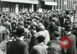 Image of Allied prisoners force marched in Paris Paris France, 1944, second 28 stock footage video 65675021800