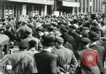 Image of Allied prisoners force marched in Paris Paris France, 1944, second 30 stock footage video 65675021800