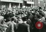 Image of Allied prisoners force marched in Paris Paris France, 1944, second 31 stock footage video 65675021800