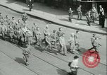 Image of Allied prisoners force marched in Paris Paris France, 1944, second 32 stock footage video 65675021800