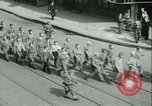 Image of Allied prisoners force marched in Paris Paris France, 1944, second 33 stock footage video 65675021800
