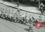 Image of Allied prisoners force marched in Paris Paris France, 1944, second 34 stock footage video 65675021800