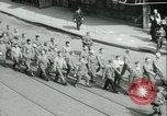 Image of Allied prisoners force marched in Paris Paris France, 1944, second 35 stock footage video 65675021800
