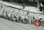 Image of Allied prisoners force marched in Paris Paris France, 1944, second 36 stock footage video 65675021800