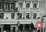 Image of Allied prisoners force marched in Paris Paris France, 1944, second 37 stock footage video 65675021800
