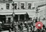 Image of Allied prisoners force marched in Paris Paris France, 1944, second 39 stock footage video 65675021800