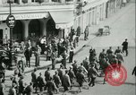 Image of Allied prisoners force marched in Paris Paris France, 1944, second 41 stock footage video 65675021800