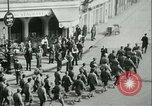 Image of Allied prisoners force marched in Paris Paris France, 1944, second 42 stock footage video 65675021800