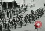Image of Allied prisoners force marched in Paris Paris France, 1944, second 44 stock footage video 65675021800