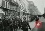 Image of Allied prisoners force marched in Paris Paris France, 1944, second 45 stock footage video 65675021800