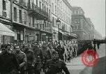 Image of Allied prisoners force marched in Paris Paris France, 1944, second 46 stock footage video 65675021800