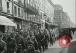 Image of Allied prisoners force marched in Paris Paris France, 1944, second 48 stock footage video 65675021800