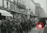 Image of Allied prisoners force marched in Paris Paris France, 1944, second 49 stock footage video 65675021800