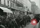Image of Allied prisoners force marched in Paris Paris France, 1944, second 50 stock footage video 65675021800