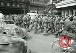 Image of Allied prisoners force marched in Paris Paris France, 1944, second 52 stock footage video 65675021800