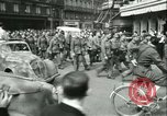 Image of Allied prisoners force marched in Paris Paris France, 1944, second 53 stock footage video 65675021800