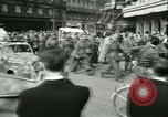 Image of Allied prisoners force marched in Paris Paris France, 1944, second 54 stock footage video 65675021800