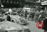 Image of Allied prisoners force marched in Paris Paris France, 1944, second 55 stock footage video 65675021800