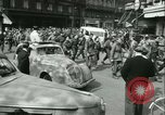 Image of Allied prisoners force marched in Paris Paris France, 1944, second 57 stock footage video 65675021800