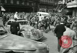 Image of Allied prisoners force marched in Paris Paris France, 1944, second 58 stock footage video 65675021800