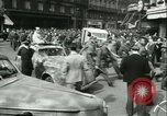 Image of Allied prisoners force marched in Paris Paris France, 1944, second 60 stock footage video 65675021800