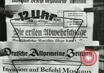 Image of D Day France, 1944, second 33 stock footage video 65675021806