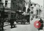 Image of German troops in Caen Caen France, 1944, second 22 stock footage video 65675021809
