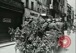 Image of German troops in Caen Caen France, 1944, second 28 stock footage video 65675021809