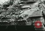 Image of German troops in Caen Caen France, 1944, second 34 stock footage video 65675021809