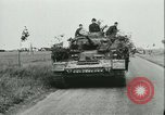 Image of German troops in Caen Caen France, 1944, second 38 stock footage video 65675021809