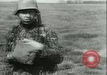 Image of German troops in Caen Caen France, 1944, second 57 stock footage video 65675021809