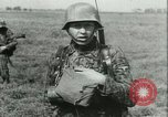 Image of German troops in Caen Caen France, 1944, second 58 stock footage video 65675021809