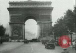 Image of Fall of Paris Paris France, 1940, second 11 stock footage video 65675021844