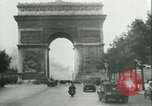 Image of Fall of Paris Paris France, 1940, second 13 stock footage video 65675021844
