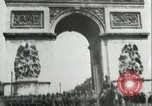Image of Fall of Paris Paris France, 1940, second 50 stock footage video 65675021844