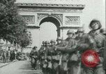 Image of Fall of Paris Paris France, 1940, second 62 stock footage video 65675021844