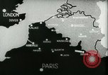 Image of German invasion France, 1940, second 24 stock footage video 65675021845
