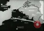 Image of German invasion France, 1940, second 27 stock footage video 65675021845