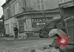Image of French 2nd Armored Division Sees France, 1944, second 15 stock footage video 65675021854