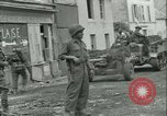 Image of French 2nd Armored Division Sees France, 1944, second 16 stock footage video 65675021854