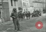 Image of French 2nd Armored Division Sees France, 1944, second 36 stock footage video 65675021854