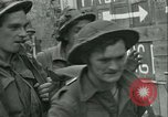 Image of French 2nd Armored Division Sees France, 1944, second 62 stock footage video 65675021854