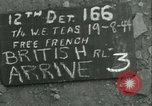 Image of French 2nd Armored Division Sees France, 1944, second 3 stock footage video 65675021855
