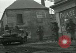 Image of French 2nd Armored Division Sees France, 1944, second 50 stock footage video 65675021855